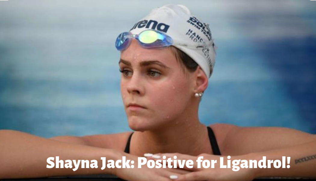 Shayna Jack: Australian swimmer positive for Ligandrol. What is Ligandrol?